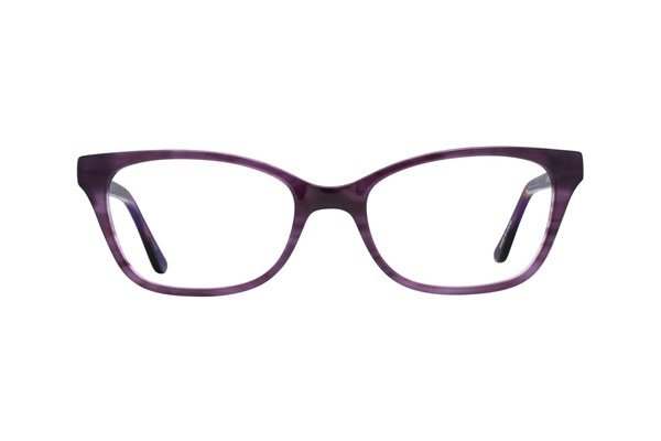 One Love Petite Compassion Eyeglasses - Purple