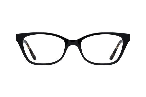One Love Petite Compassion Black Eyeglasses
