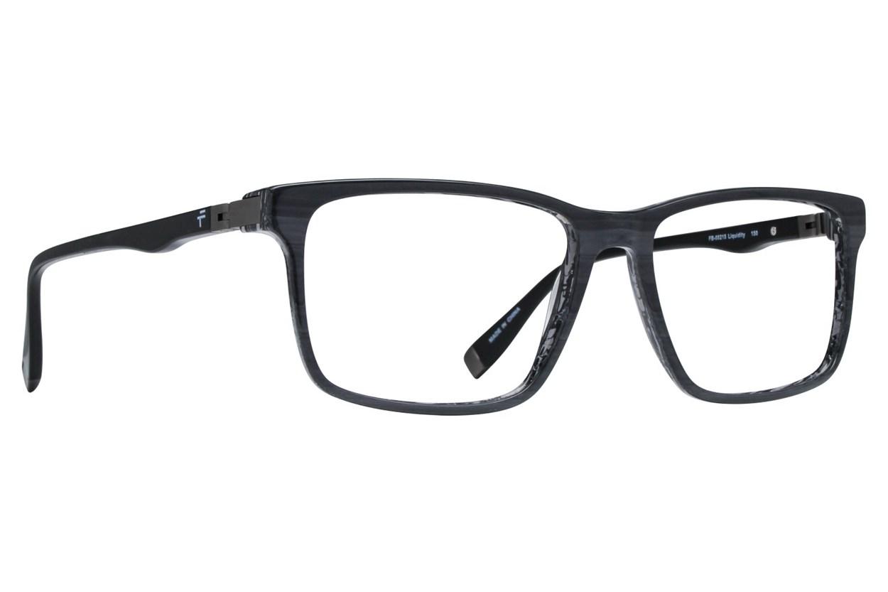 Fatheadz Liquidity Gray Eyeglasses