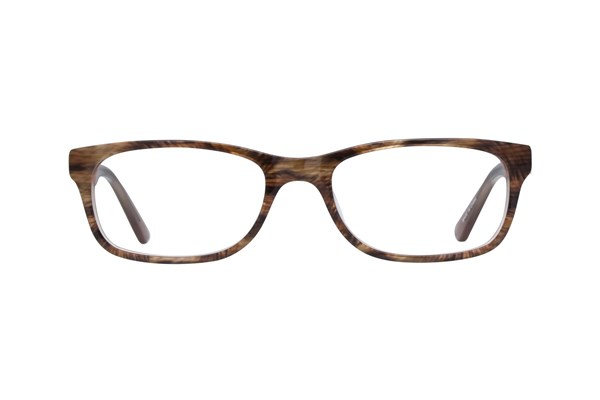 One Love Petite Grace Eyeglasses - Brown