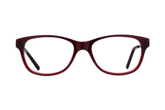 One Love Petite Healing Red Eyeglasses