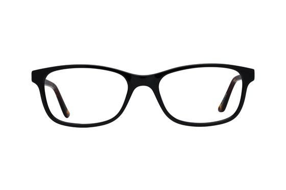 One Love Petite Peace Black Eyeglasses