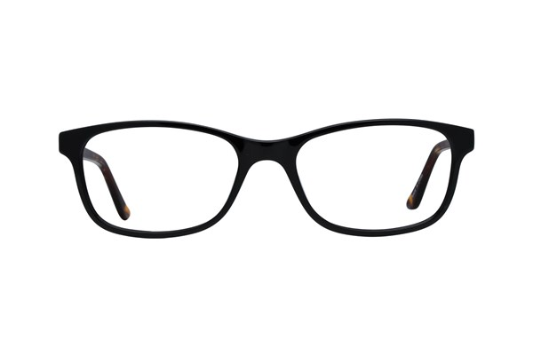 One Love Petite Peace Eyeglasses - Black