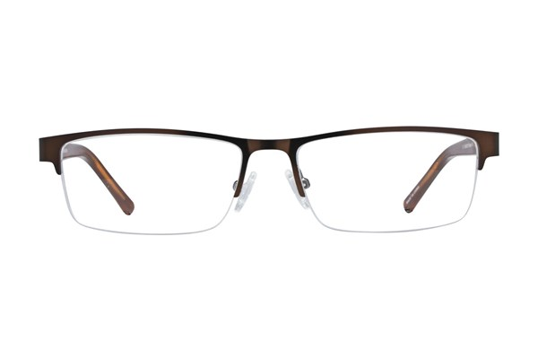Fatheadz Pension Brown Eyeglasses
