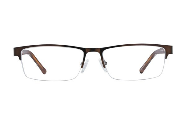 Fatheadz Pension Eyeglasses - Brown