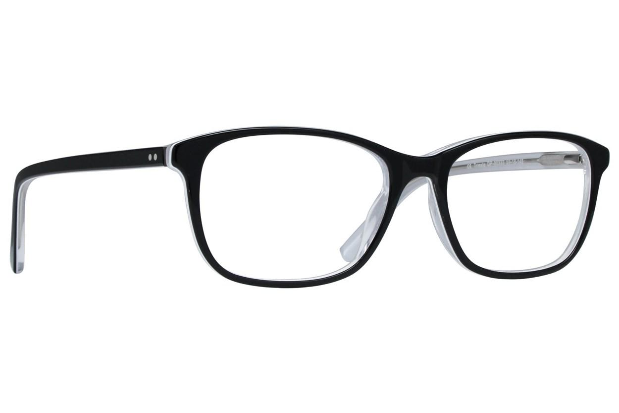 Dea Extended Size Trieste Black Eyeglasses