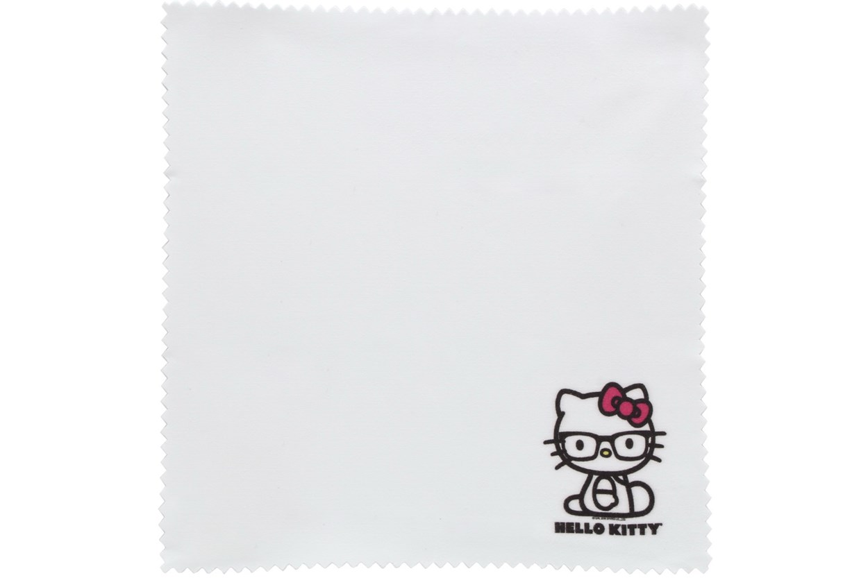 Hello Kitty White Cleaning Cloth 49