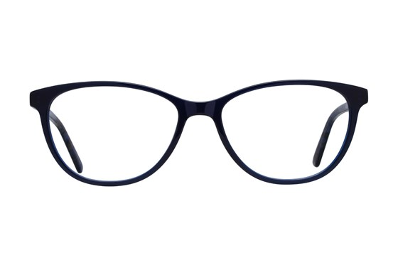 Bloom Optics Boutique Ava Blue Eyeglasses