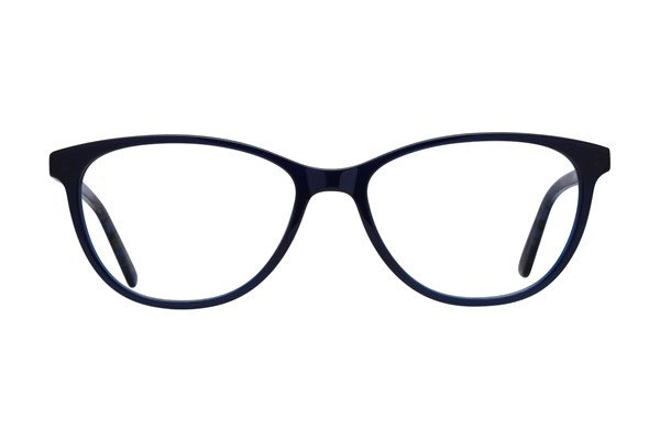 Bloom Optics Boutique Ava Eyeglasses - Blue