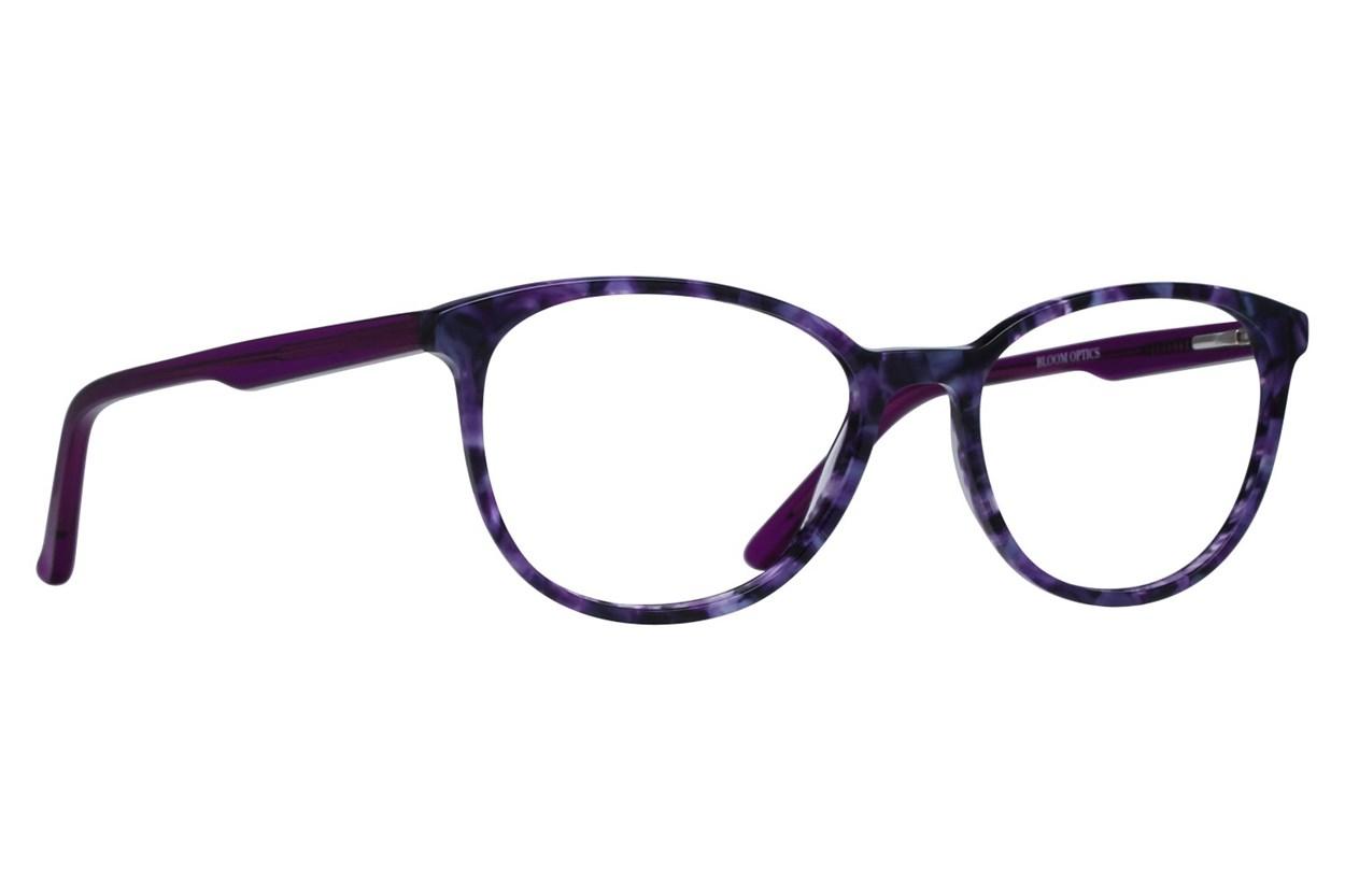 Bloom Optics Petite April Purple Eyeglasses