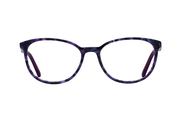 Bloom Optics Petite April Purple Eyeglasses