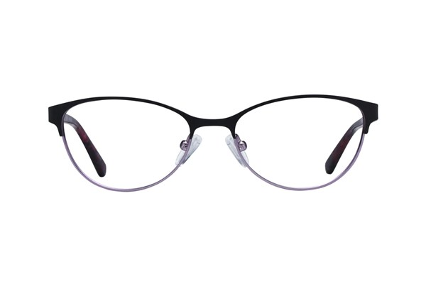 Bloom Optics Petite Daisy Black Eyeglasses