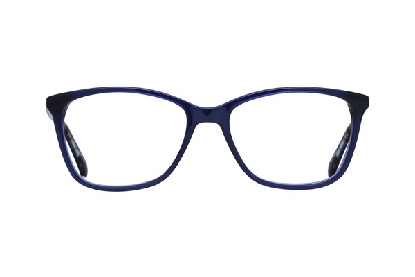 Bloom Optics Petite Gina Blue Eyeglasses