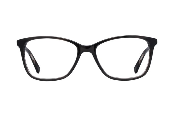 Bloom Optics Petite Gina Black Eyeglasses