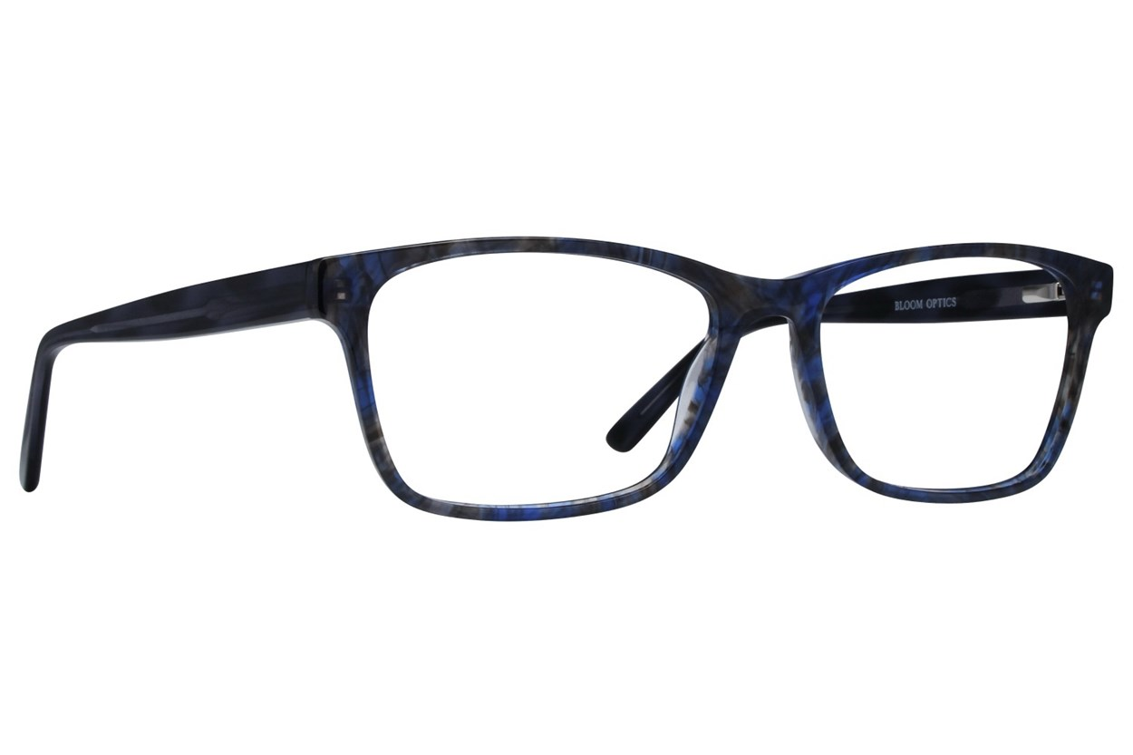 Bloom Optics Boutique Allison Blue Eyeglasses