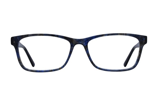 Bloom Optics Boutique Allison Eyeglasses - Blue