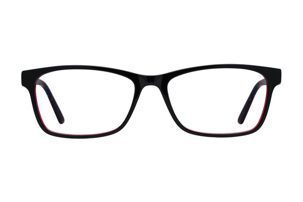 Bloom Optics Boutique Allison Black Eyeglasses