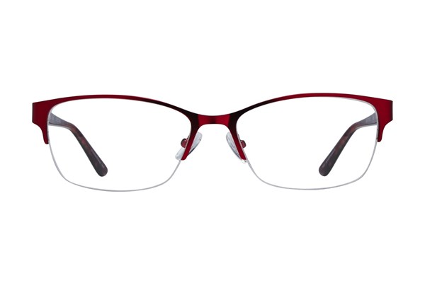 Bloom Optics Boutique Carrie Red Eyeglasses