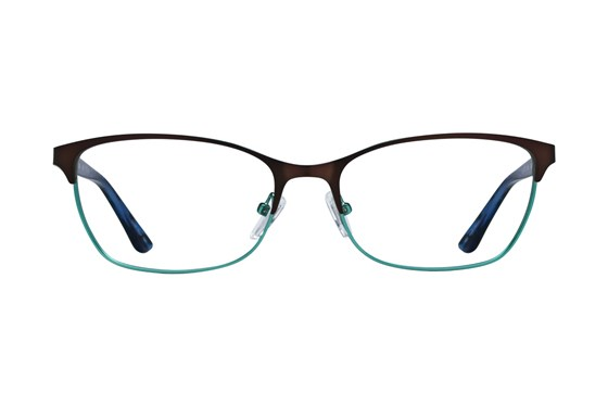 Bloom Optics Boutique Tara Brown Eyeglasses