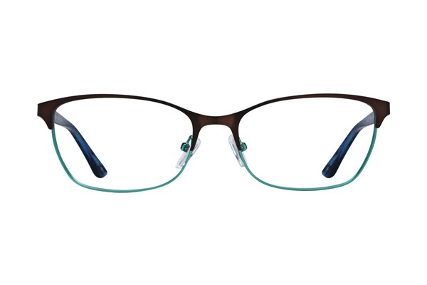 Bloom Optics Boutique Tara Eyeglasses - Brown