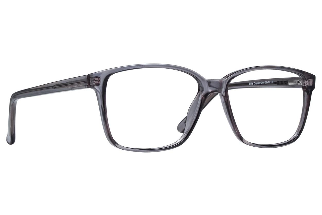 Lunettos Billie Gray Eyeglasses