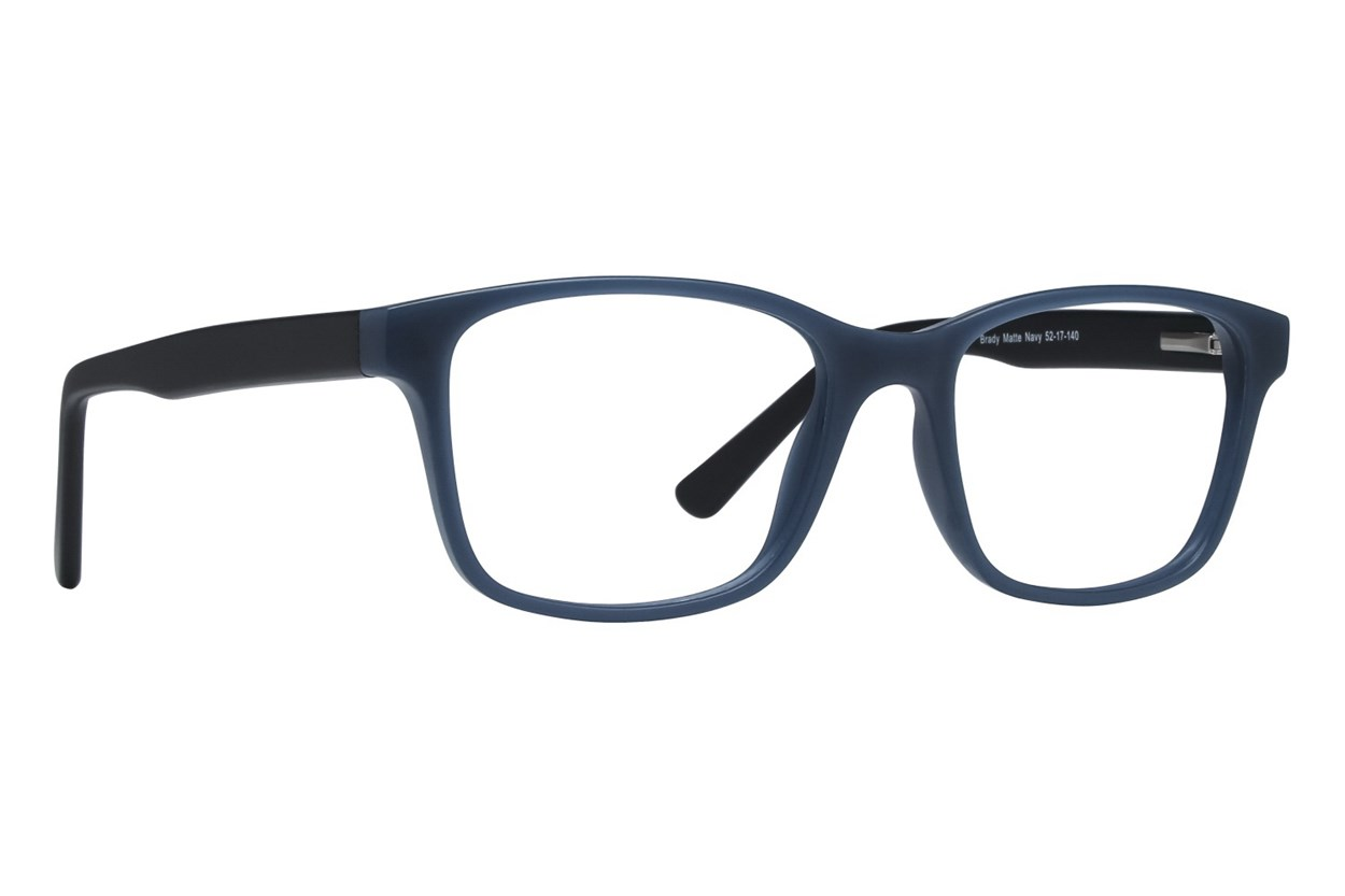 Lunettos Brady Blue Eyeglasses