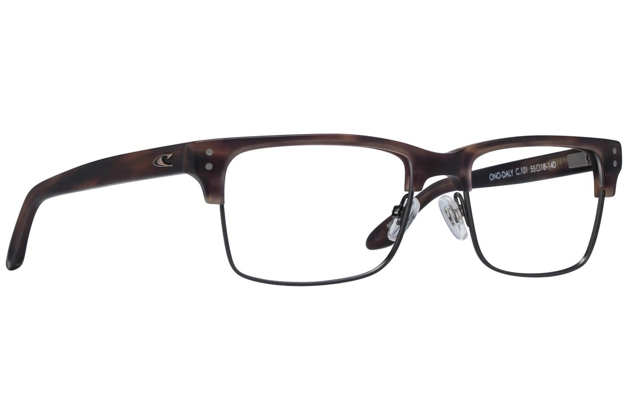 O'Neill Daly Brown Eyeglasses