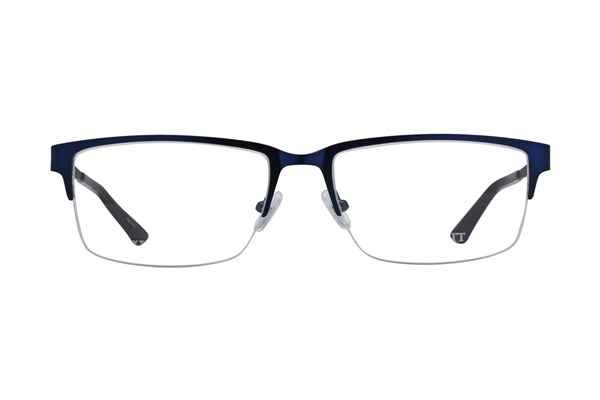 Hackett London Large Fit HEK1187 Eyeglasses - Blue