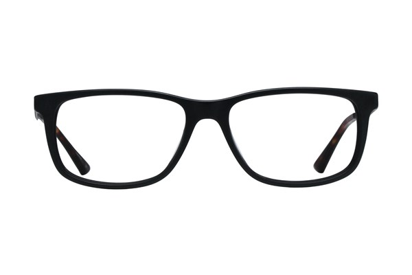 Hackett London Large Fit HEK1191 Eyeglasses - Black