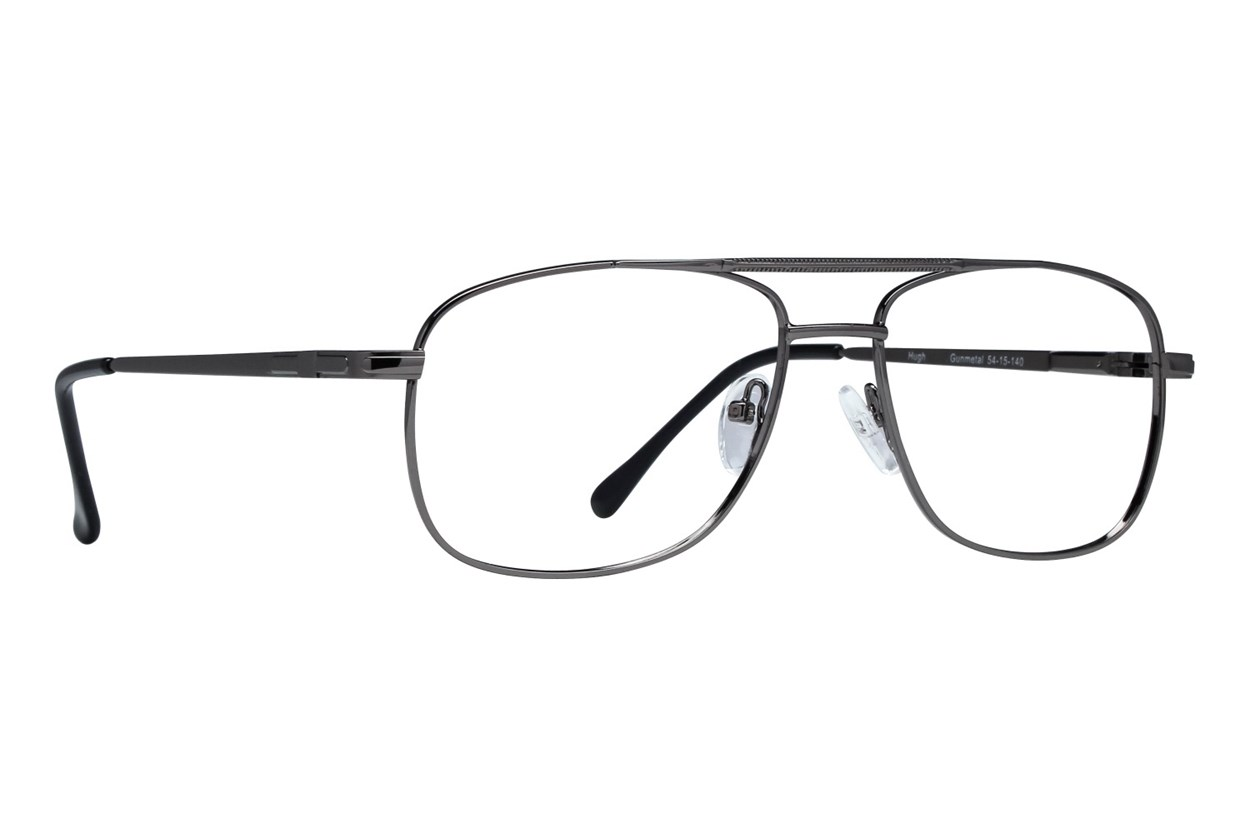 Lunettos Hugh Gray Eyeglasses
