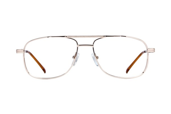 Lunettos Hugh Eyeglasses - Gold