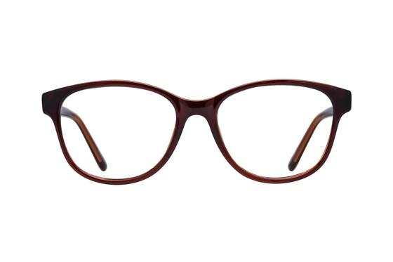 Lunettos Karlee Brown Eyeglasses