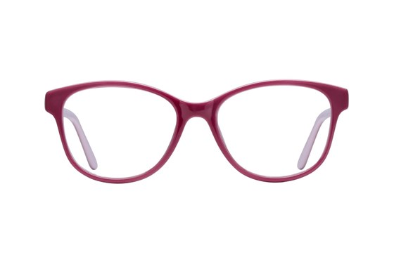 Lunettos Karlee Pink Eyeglasses