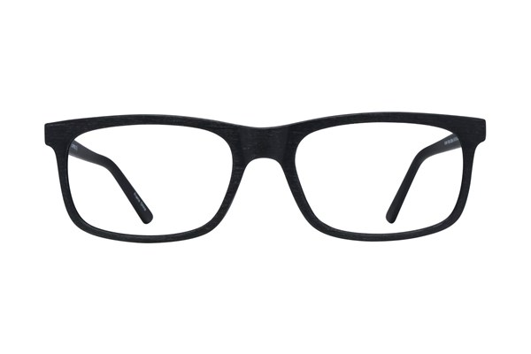 Lunettos Hunter Eyeglasses - Black