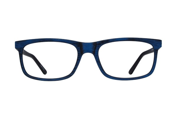 Lunettos Hunter Eyeglasses - Blue