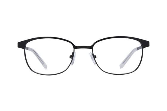 Lunettos Micah Black Eyeglasses
