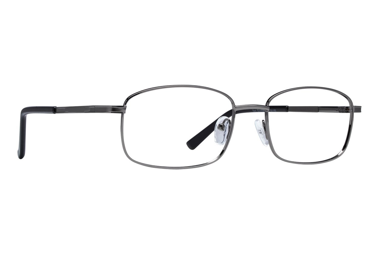 Lunettos Tom Gray Eyeglasses
