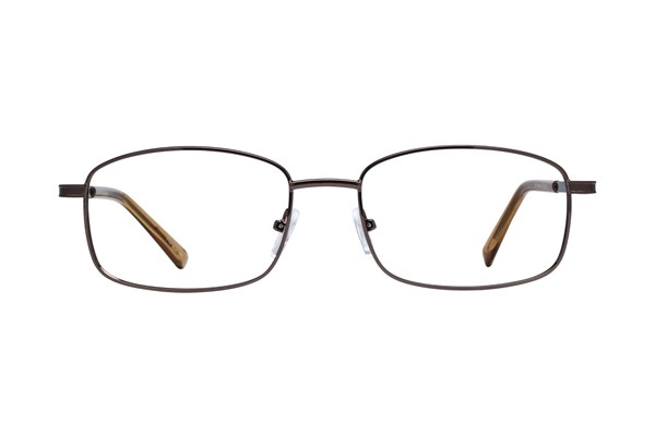 Lunettos Tom Brown Eyeglasses