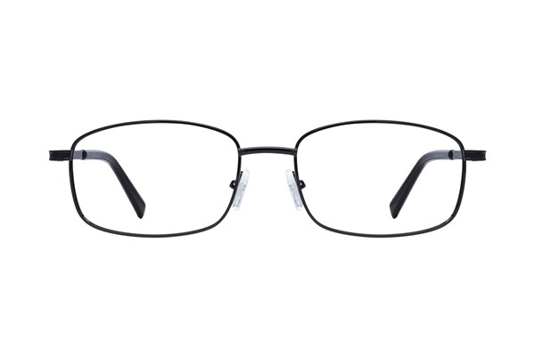 Lunettos Tom Black Eyeglasses