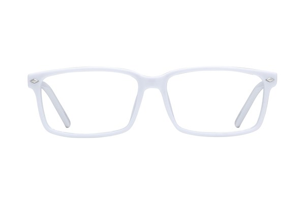 Lunettos Lane Eyeglasses - White