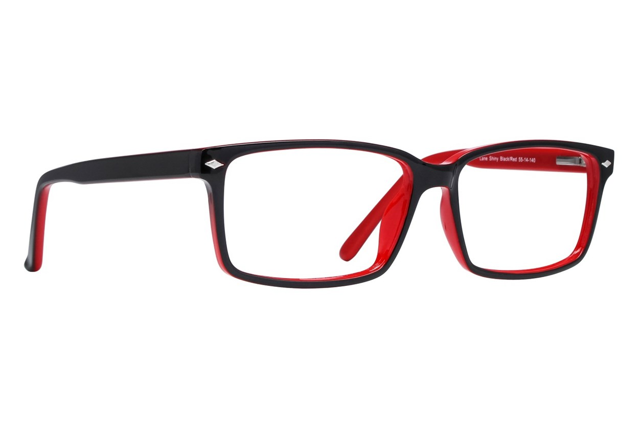 Lunettos Lane Black Eyeglasses