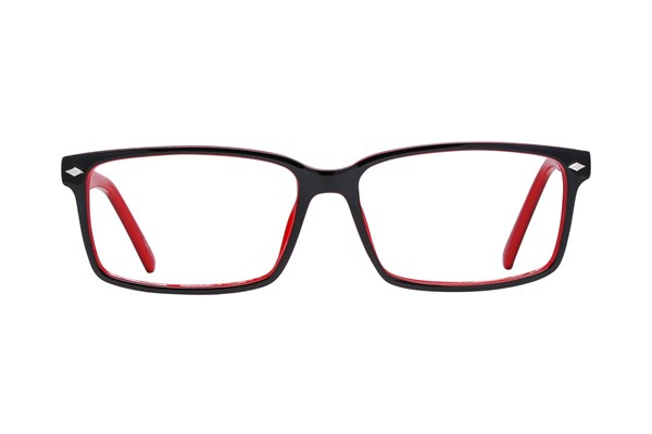 Lunettos Lane Eyeglasses - Black