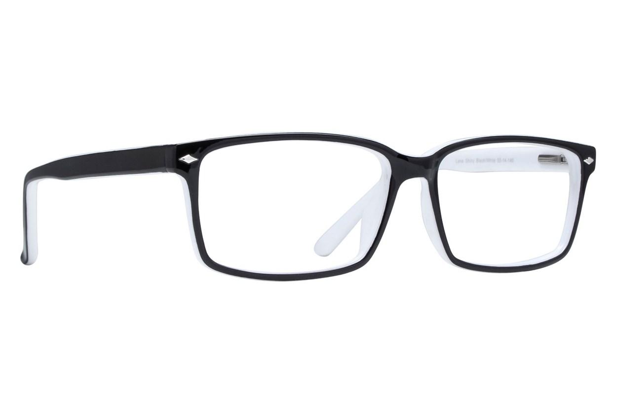 Lunettos Lane Black Eyeglasses
