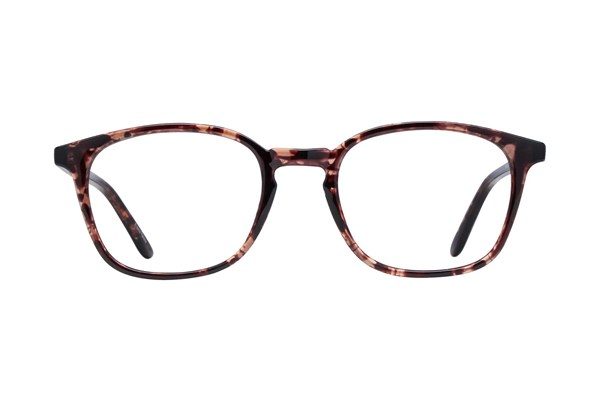 Lunettos Reagan Eyeglasses - Tan