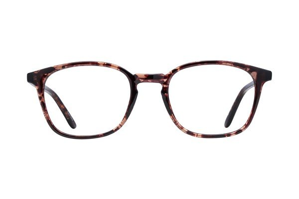 Lunettos Reagan Tan Eyeglasses