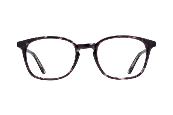 Lunettos Reagan Eyeglasses - Purple