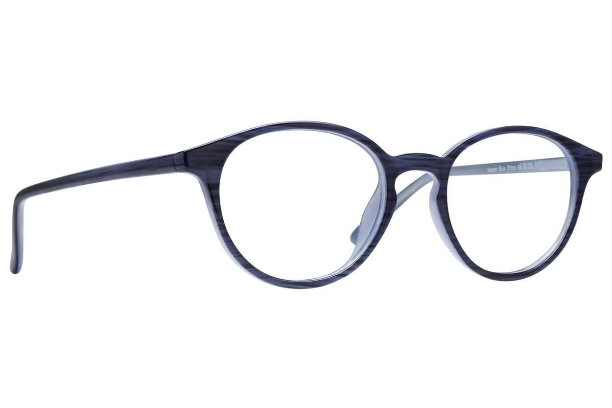 Lunettos Vesper Blue Eyeglasses