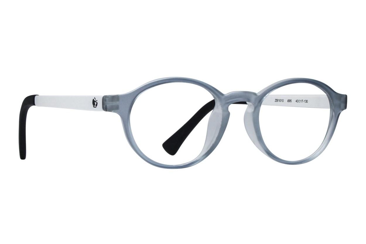 Zoobug ZB1010 Blue Eyeglasses