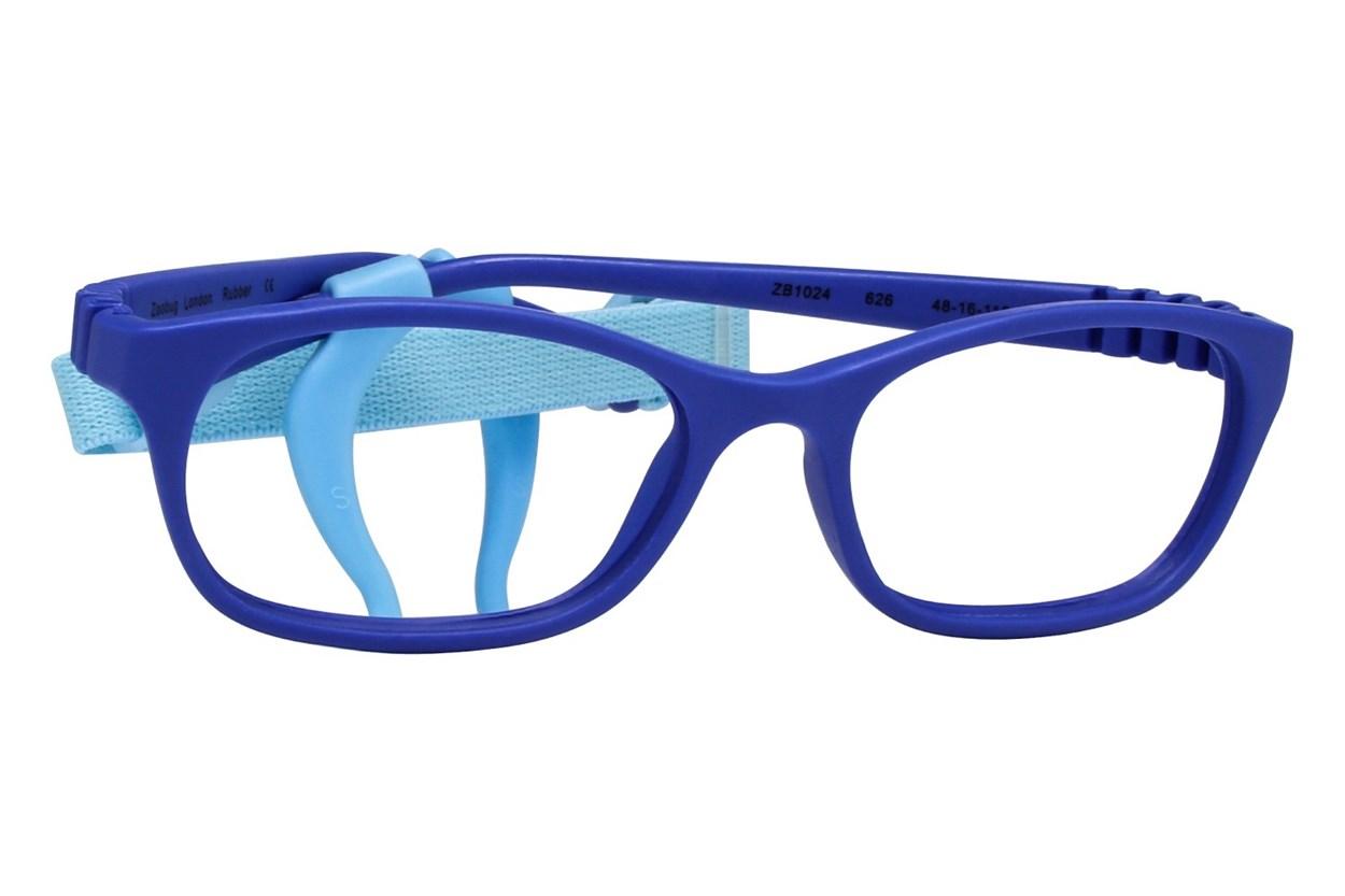 Zoobug ZB1024 Blue Eyeglasses