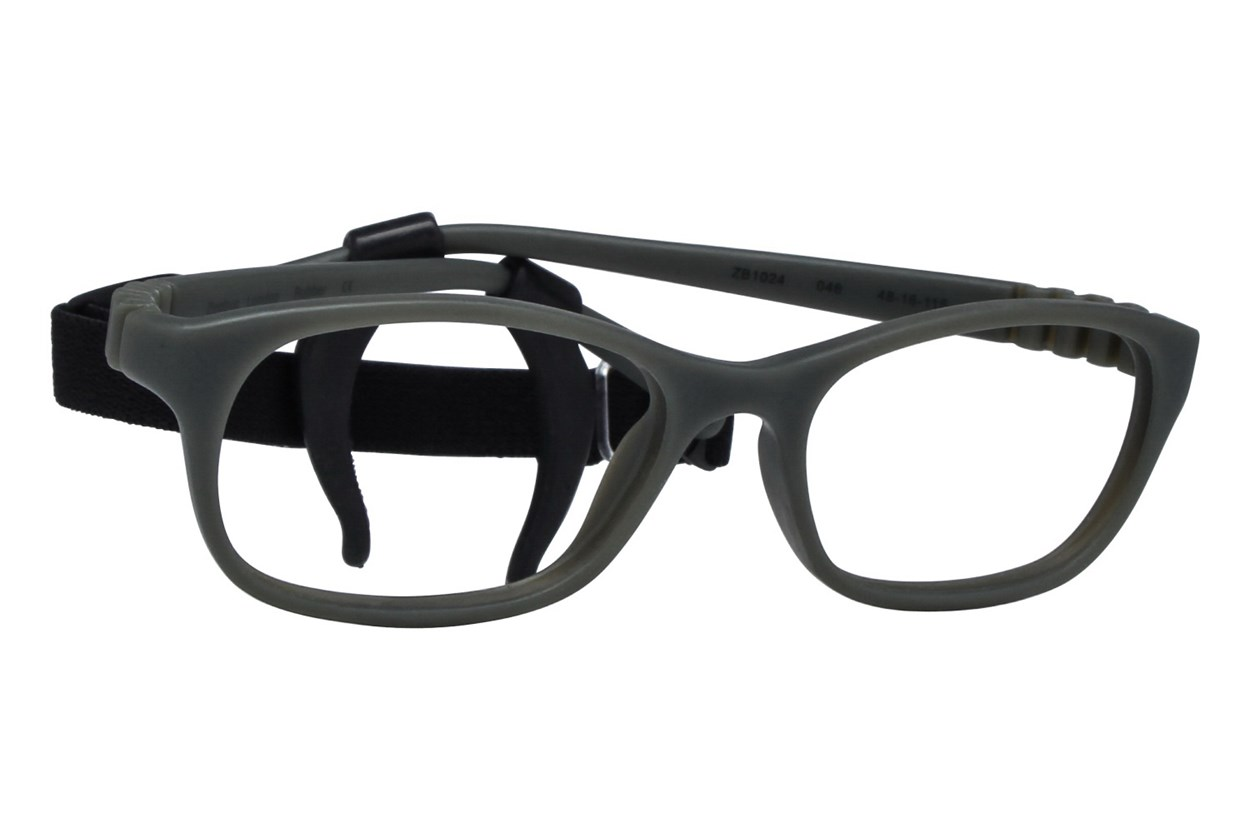 Zoobug ZB1024 Black Eyeglasses